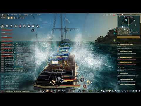 Platoon Daily Sailing in Prometheus Guild (Route on Description)