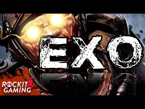 Call Of Duty Exo Zombies Rap Song Playlist | Part 1, 2, 3, 4 | Rockit Gaming