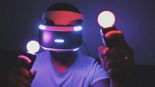 افضل نظارة واقع افتراضي ؟ | Playstation VR