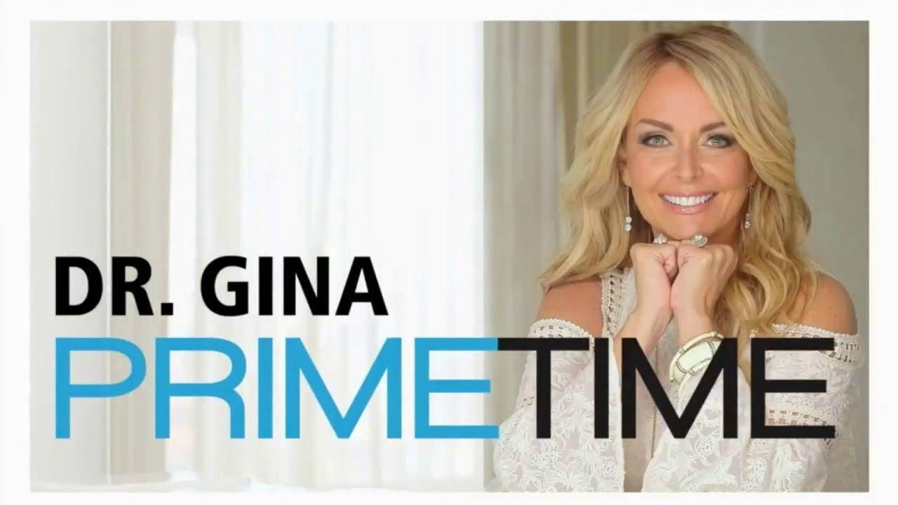 Karyn Turk Hosts Real America's Voice - Dr. Gina PrimeTime