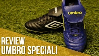 Review Umbro Speciali Eternal