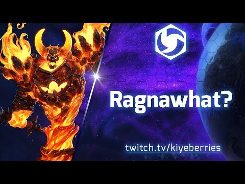 Ragnawhat? Weirdo Ragnaros game in EU Team League - Heroes of the Storm