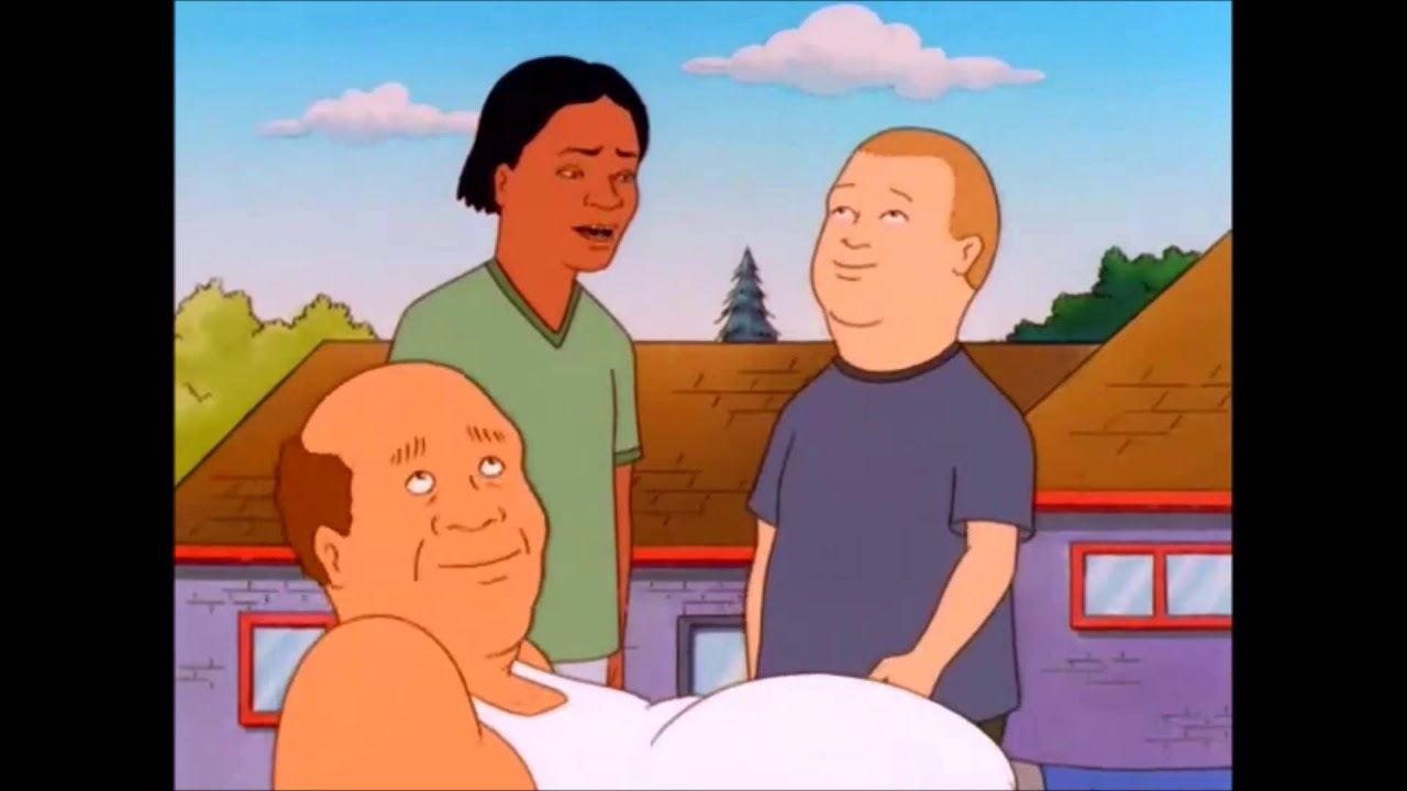 Hotties 18:00 king of the hill comicporn