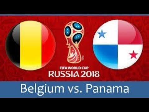 Group G Belgium Vs Panama Match Prediction  Fifa World Cup