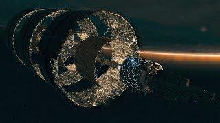 地球被毁 太空城富人花钱移民 结局竟如此惨烈 5分钟看完科幻电影《太空运输》