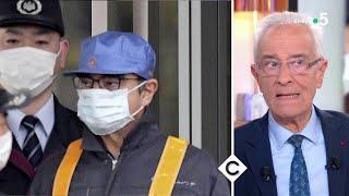 Carlos Ghosn en liberté surveillée - C à Vous - 06/03/2019