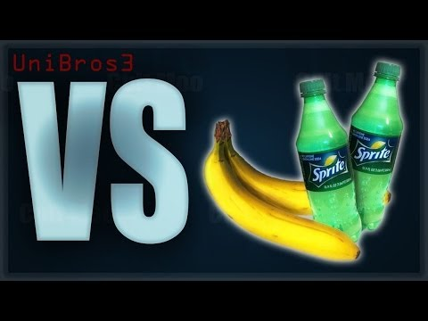 Banana & Sprite Challenge!