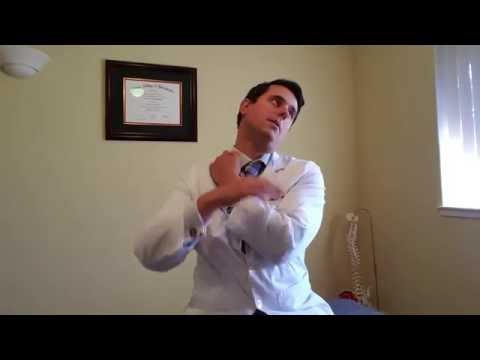 Tight Shoulders? Try This Self Massage Technique From San Jose Chiropractor