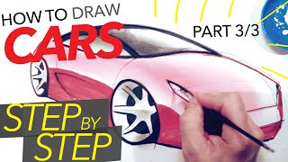 How to Draw Cars: My Process (Part 3/3)