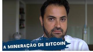 como funciona o bitcoin a mineração