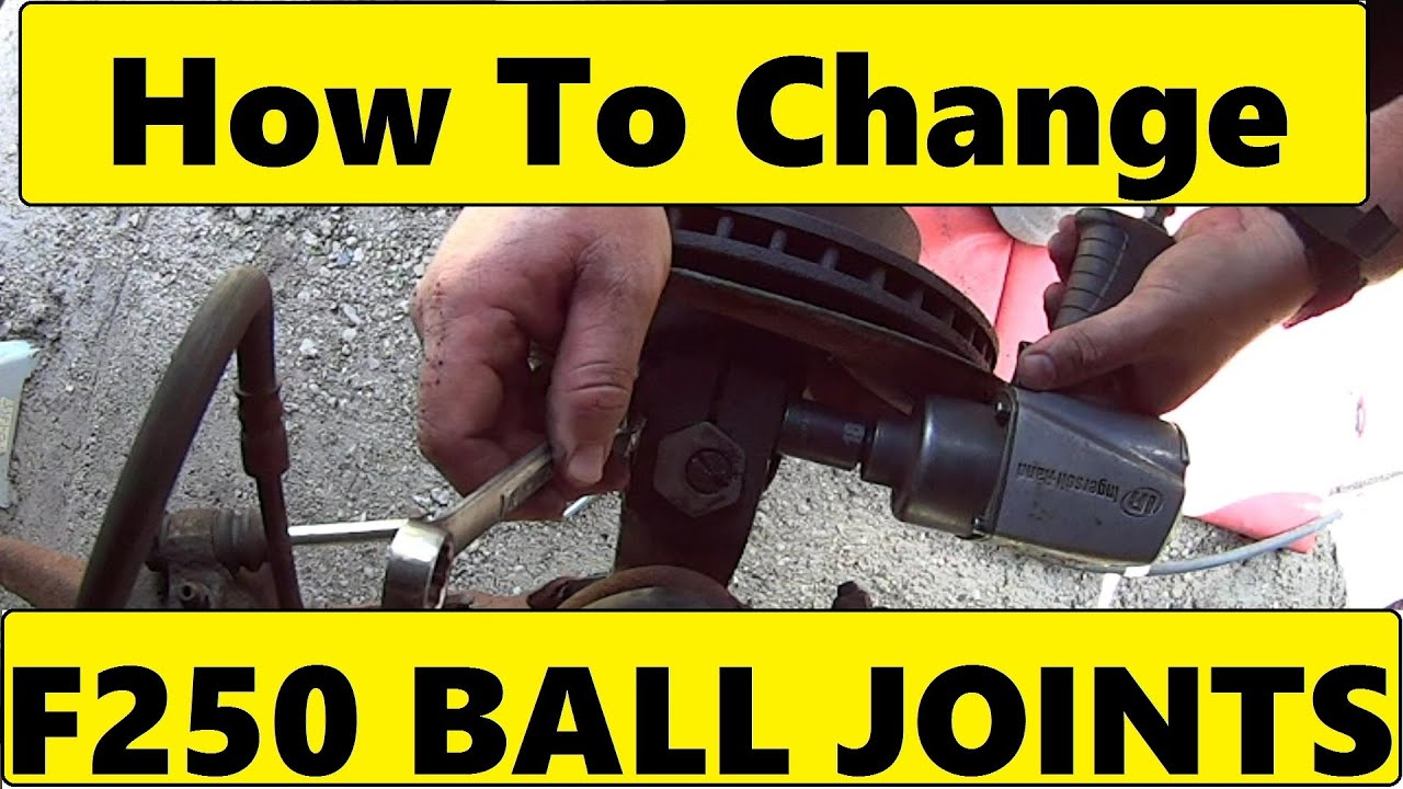 Change Ball Joints On Twin I Beam Ford Truck F150 250 350 Youtube 1970 F 150 4x4