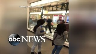 Mall Violence in at Least 9 States  | Police Suspect Social Media in