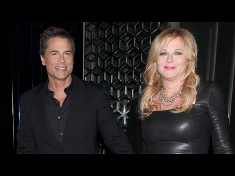 rob lowe dines at hakkasan says jfk role is 39 a dream come. Black Bedroom Furniture Sets. Home Design Ideas