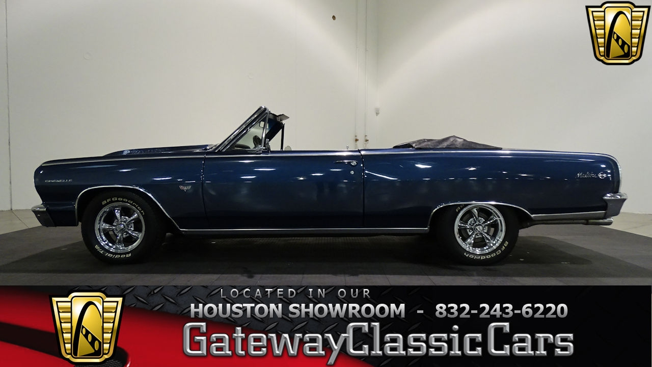 1964 Chevrolet Malibu SS Gateway Classic Cars #632 Houston Showroom ...