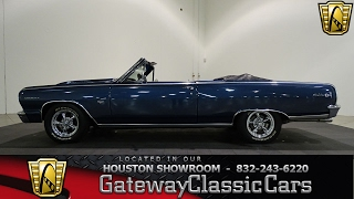 1964 Chevrolet Malibu SS Gateway Classic Cars #632 Houston Showroom
