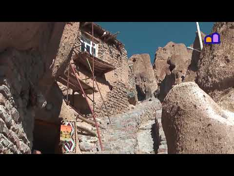 Iran - Kandovan Rock dwellings