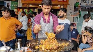 Taka Tak Aloo Tikki Chaat | Navi Mumbai Special | Indian Street Food