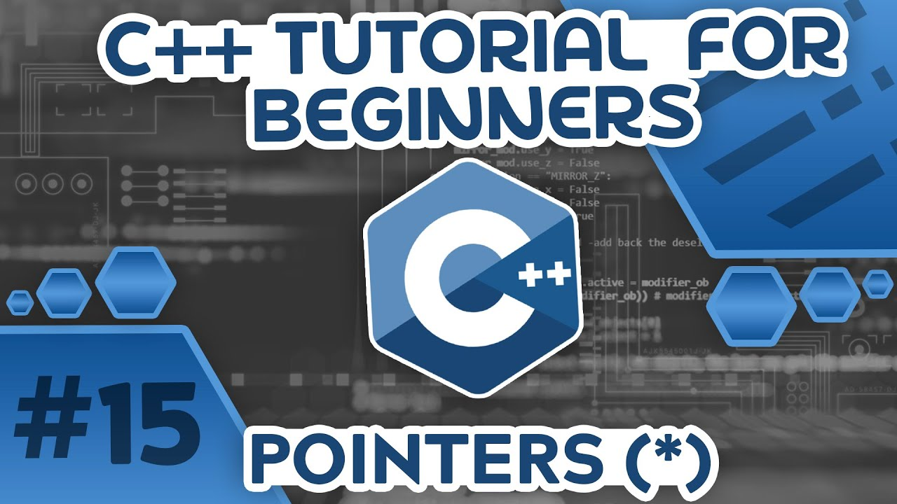 Learn C++ With Me #15 - Pointers (*)