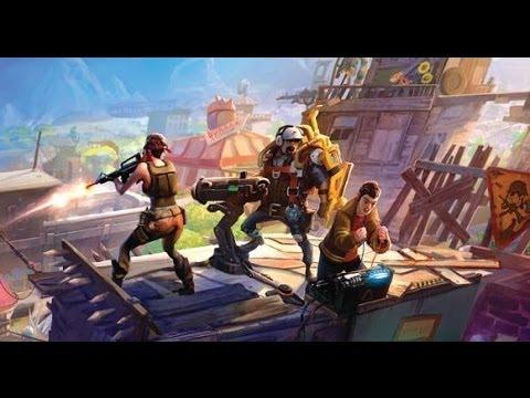 Fortnite Gameplay Xbox One - YouTube