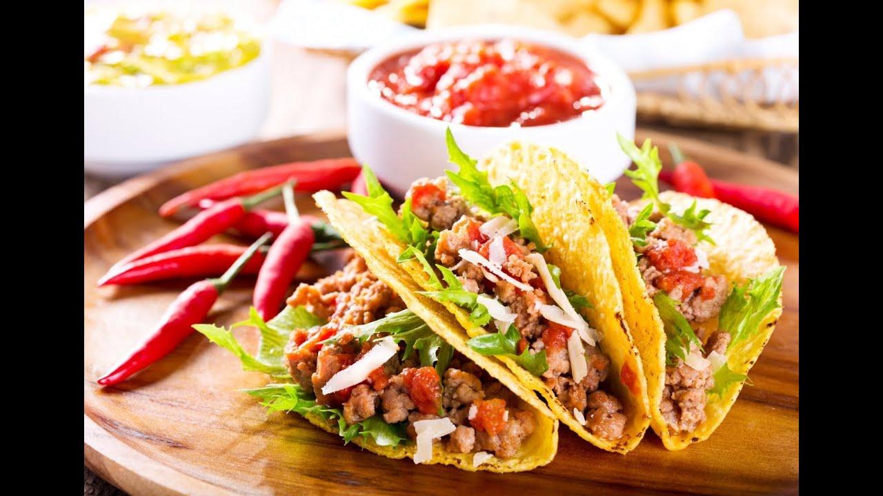 Comidas mexicanas mestres gourmet youtube - Mexican american cuisine ...