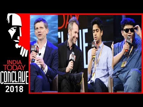 Is TV Dead? With Tanmay Bhat, Rohan Joshi, Tim Leslie, James Farell  ITConclave2018