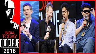 Is TV Dead? With Tanmay Bhat, Rohan Joshi, Tim Leslie, James Farell | #ITConclave2018
