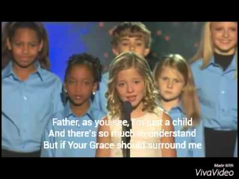 Jackie Evancho -To believe -with lyric