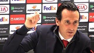 Unai Emery Full Pre-Match Press Conference - Watford v Arsenal - Premier League
