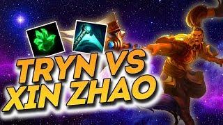 Tryn vs Xin Zhao In Depth Guide - Tryn Only to High Elo #8