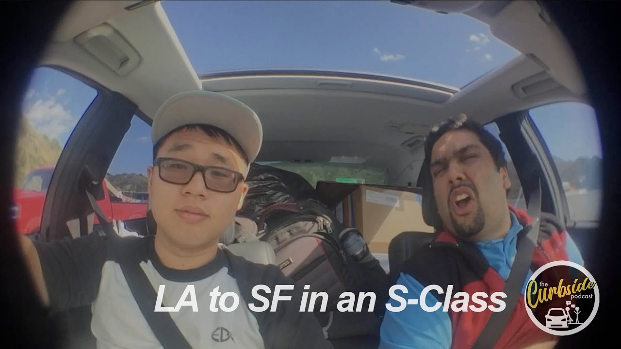 LA to SF in an S-Class | 2003 Mercedes Benz S500