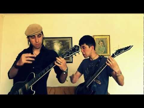 """Killswitch Engage """"No End In Sight"""" Dual Guitar Cover"""
