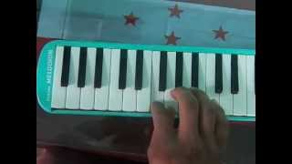 national anthem of nepal in keyboardpiano melodion