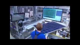 Fabricacion placas solares Solarworld - 3 PANELES - PULSOLAR
