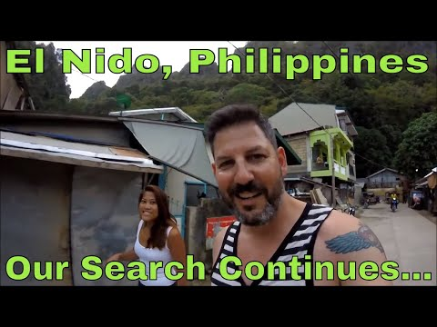 Philippines, El Nido: Our Search Continues...For Our 2nd Nights Accommodation (Part 2)