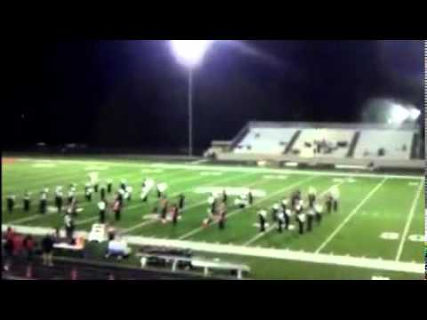 White Hall Junior High School Marching Band