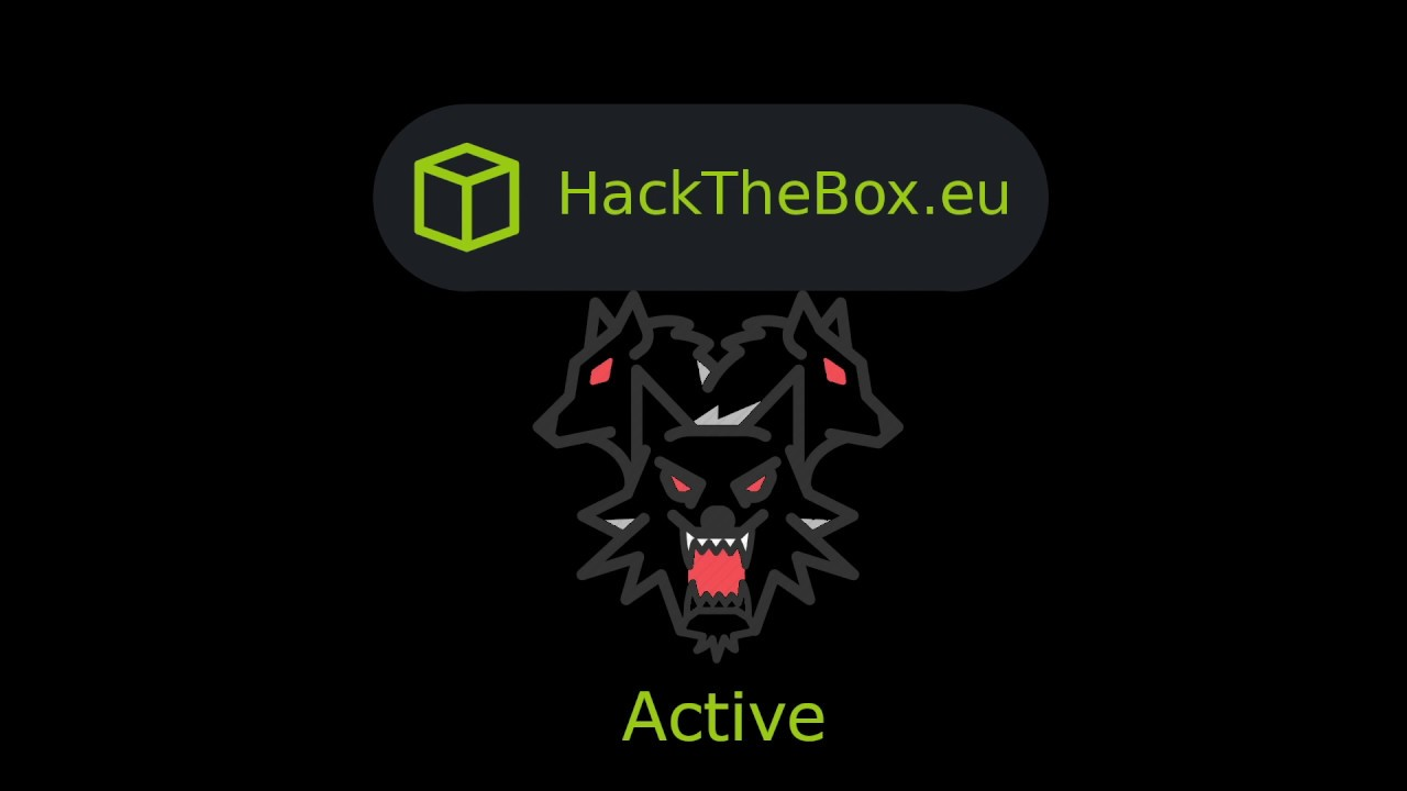 HackTheBox - Active