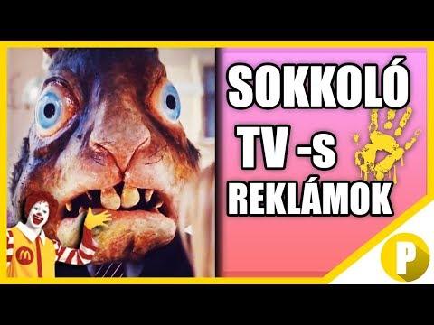 .- A 10 LEGIJESZTŐBB TV-s REKLÁM!