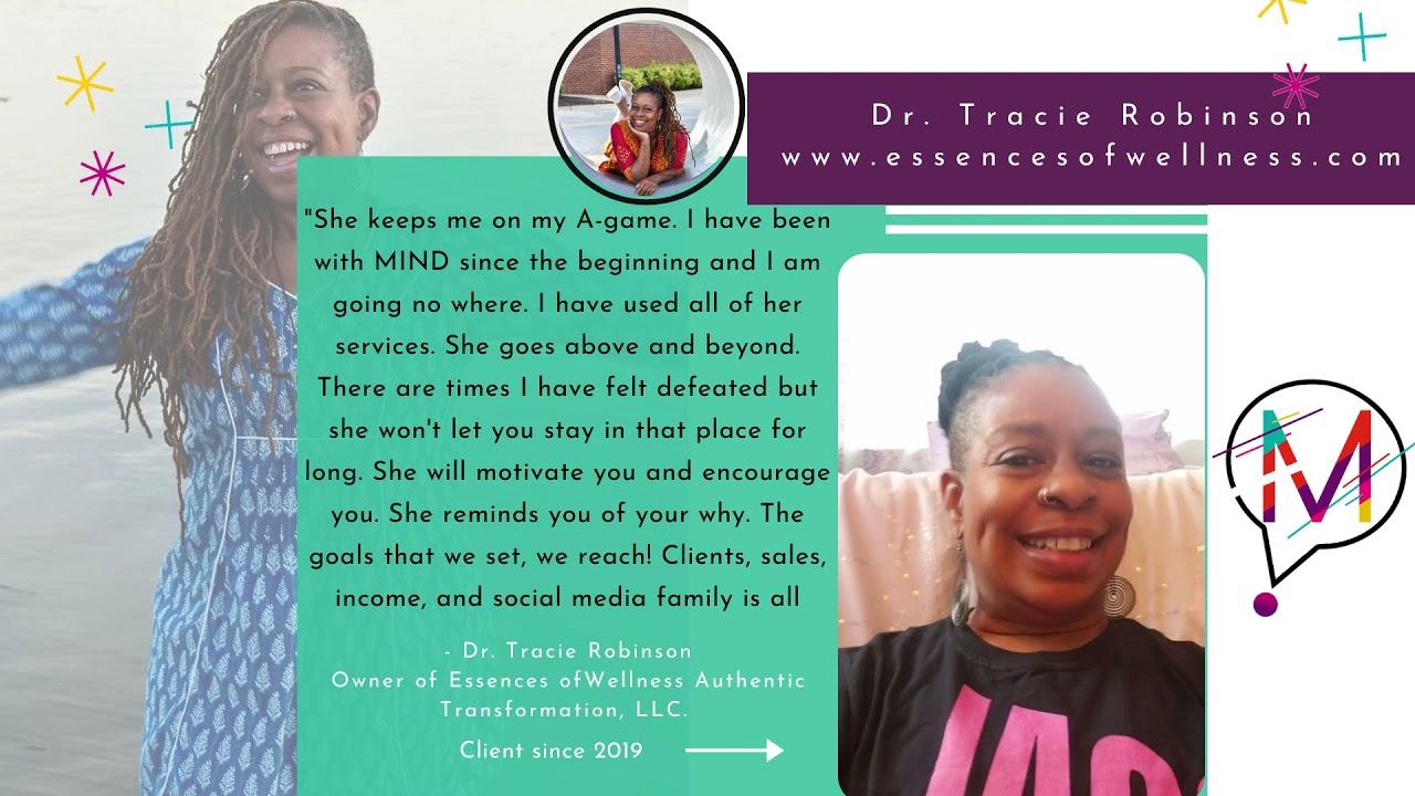 Tracie Testimonial