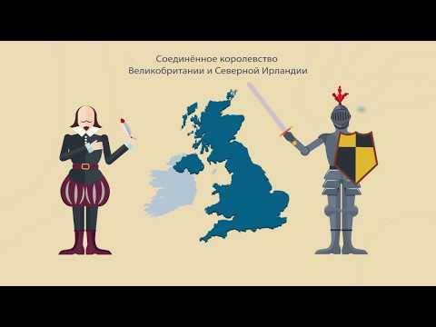 Как образовалась великобритания