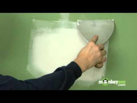 Fixing Medium Sized Holes in Walls
