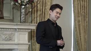 "Jongwon Han sings ""Madamina, il catalogo e questo"" from Mozart's Don Giovanni"