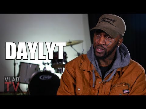 """Daylyt: You Never Had """"Emo Rap"""" Until Now Because Black People Aren't """"Emo"""" (Part 2)"""