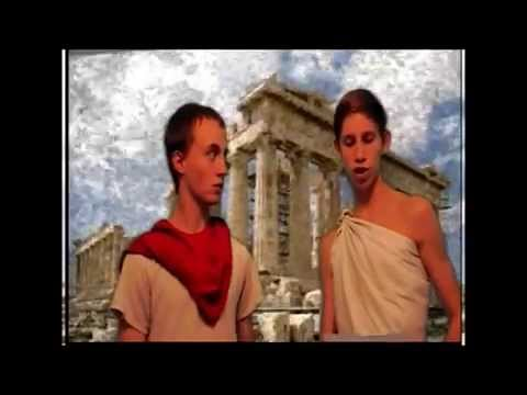 Ancient World News Report Edition 1