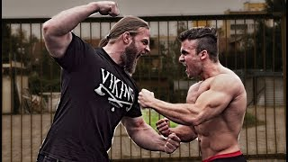 Tetzel VS Koray Yalcin - Strength Wars League  2K17 #32