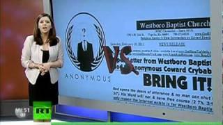Anonymous v. Westboro Baptists