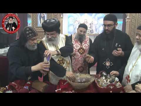 عشية عيد مارمينا الأنبا أباكير St.Mina feast vesper by Anba Abakir