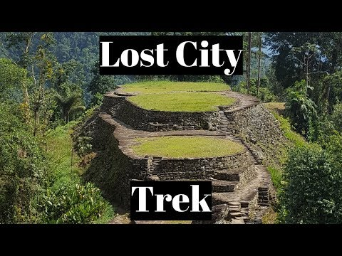 Lost City Trek - Colombia | Vlog