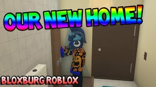 OUR NEW HOME! [BLOXBURG ROBLOX]