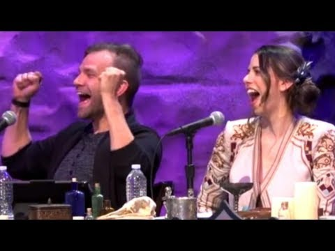 Critical Role - Percy's Arm - SPOILERS Search for Grog