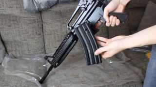 Dominion Arms DA 556 Rifle Unboxing